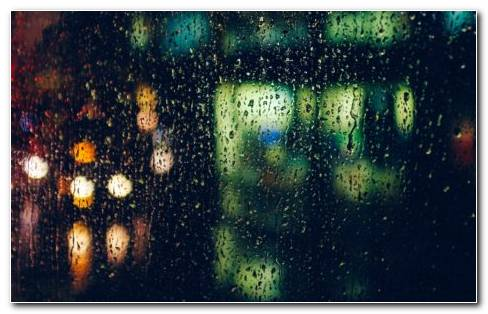 Rain Photography HD Wallpaper