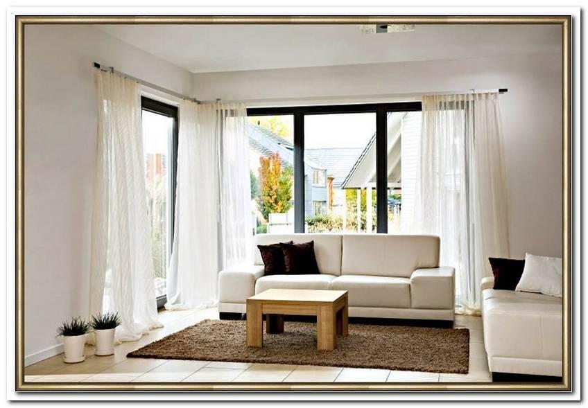 Raumhohe Fenster Gardinen