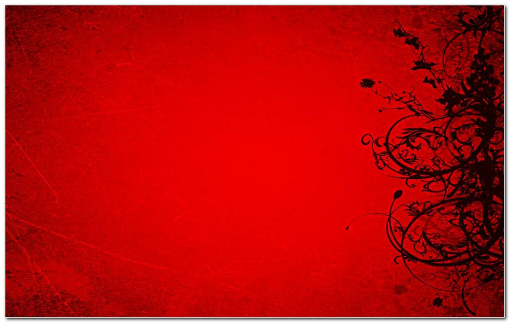 Red Abstract Flare Background Wallpaper
