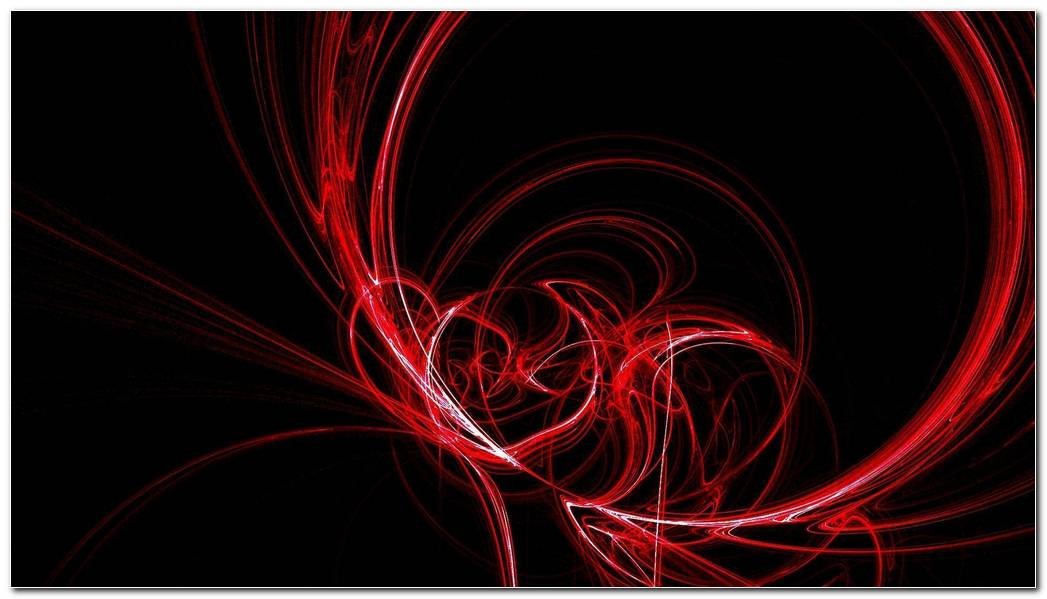 Red And Black Abstract Backgrounds 1920x1080