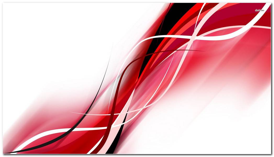 Red And Black Abstract Wallpaper 1920x1080