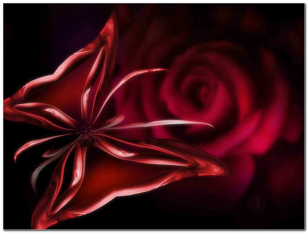 Red And Black Abstract Wallpaper 2jpg 1024x768