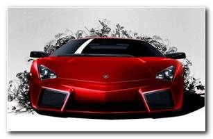 Red Lamborghini Wallpaper 6442 Hd Wallpapers