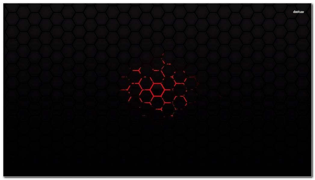 Red On Black Abstract Wallpaper Wallpapers Magz 1920x1080
