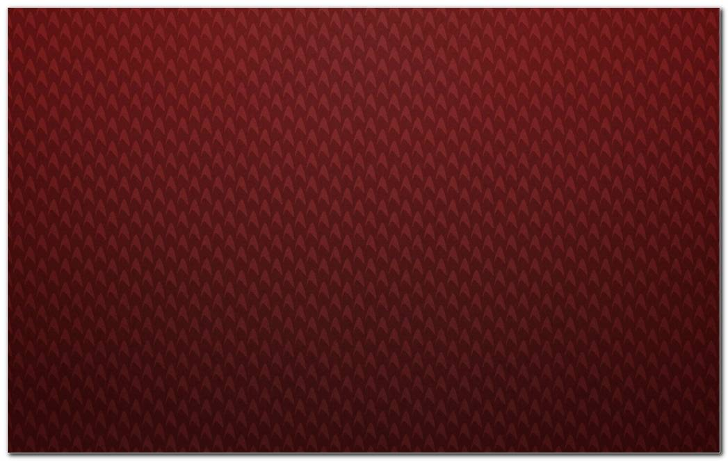 Red Pattern Background Wallpaper