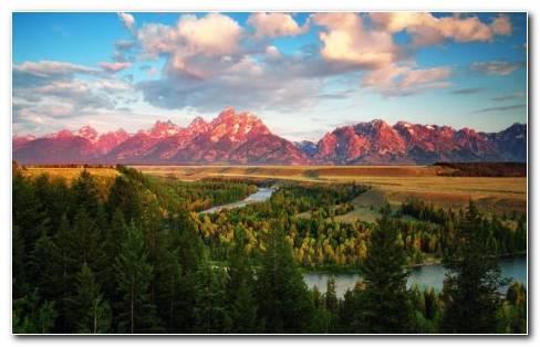 Refreshing Nature HD Wallpaper