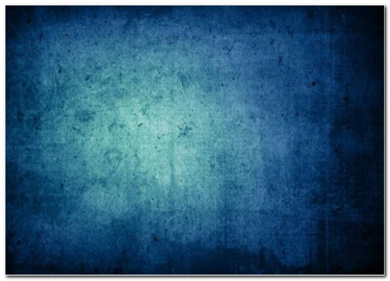 Retro Blue Grunge Wallpaper Background