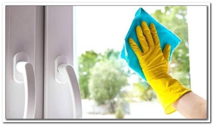 Richtig Fenster Putzen Ohne Abzieher