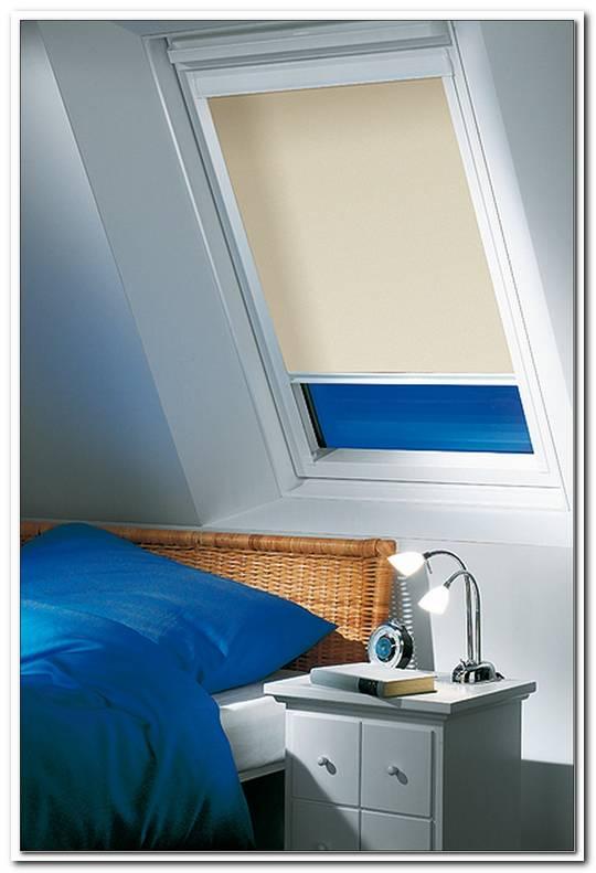 Rollos FR Alte Velux Fenster