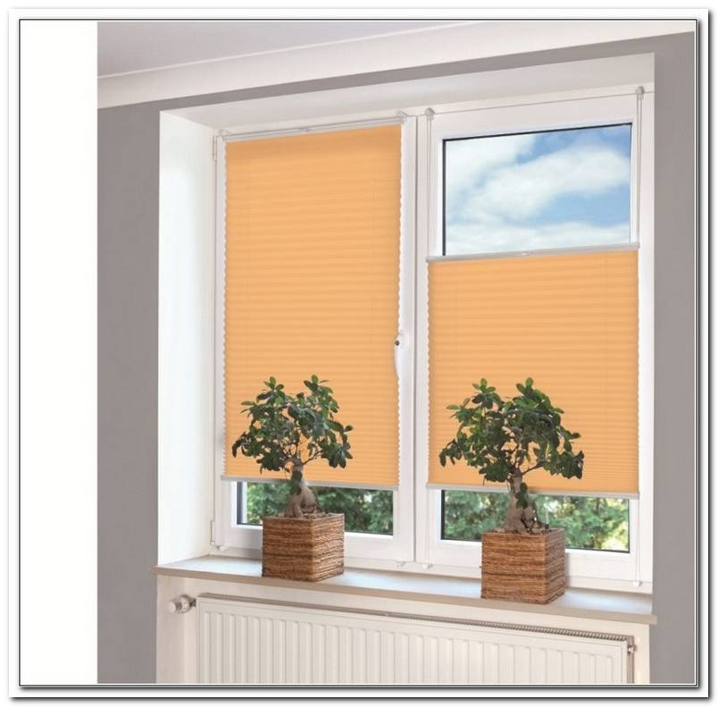 Rollos FR Fenster Ohne Bohren