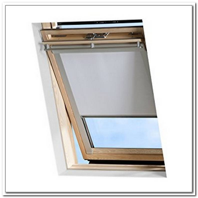 Rollos F?R Velux Fenster