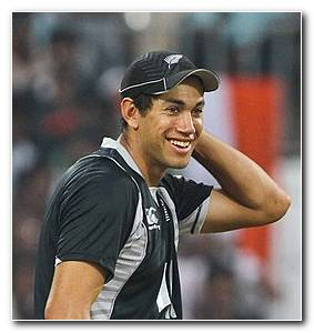 Ross Taylor Background