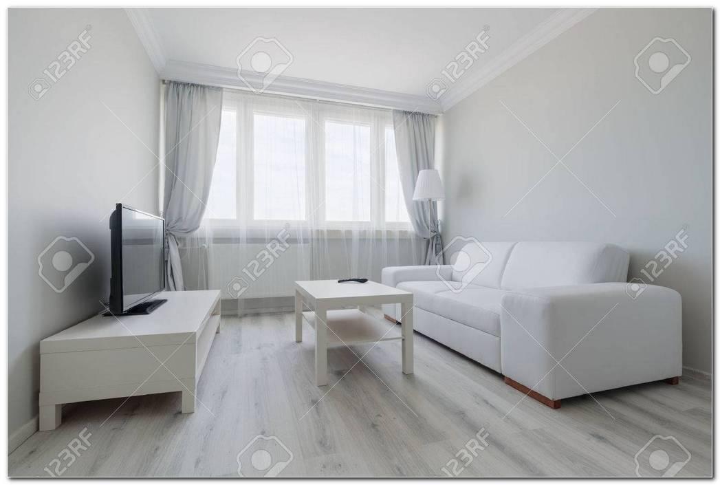 Sala De Estar Blanca