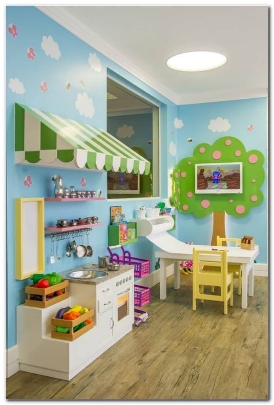 Sala De Estar Infantil
