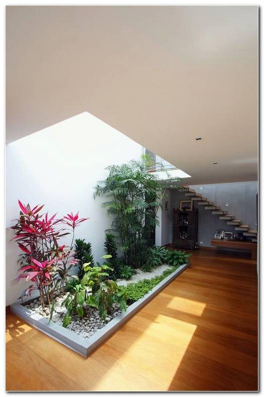 Sala De Estar Jardim
