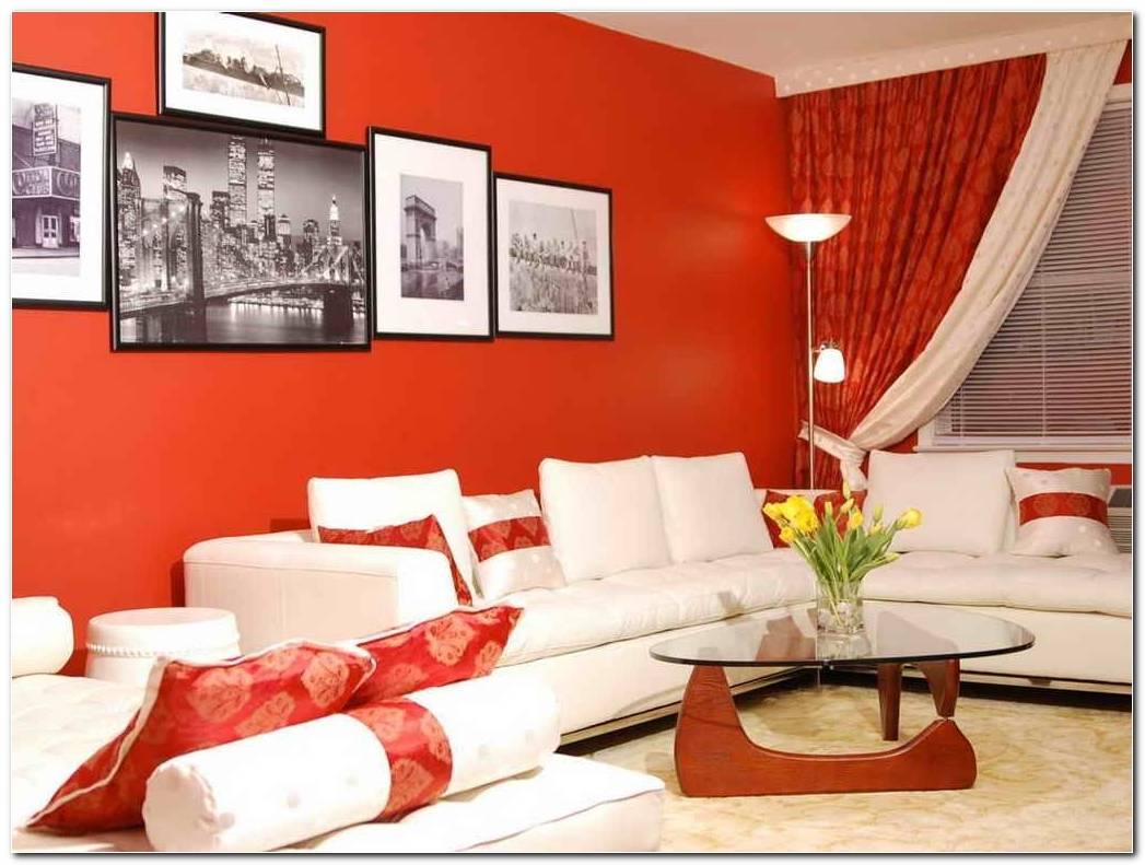 Sala De Estar Rojo