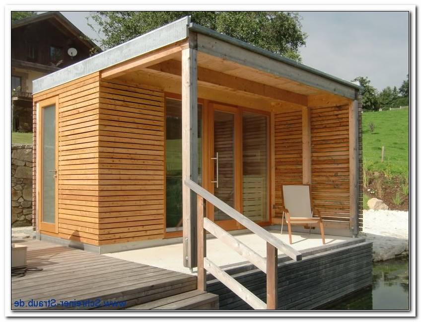 Sauna F?R Den Garten