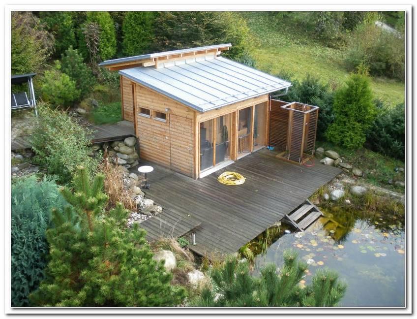 Sauna Im Garten Baugenehmigung Bw