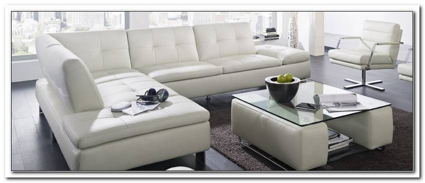 Schillig Sofa Enjoy Leder