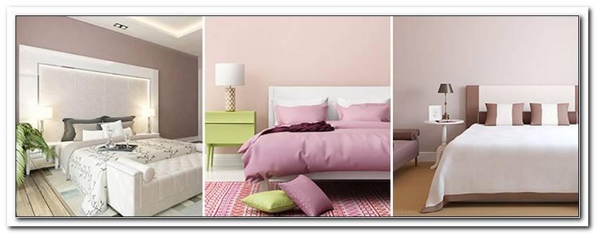 Schlafzimmer 2 Farbig Streichen