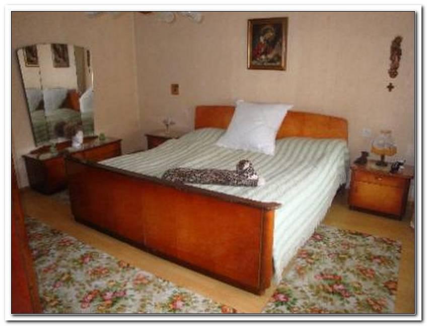 Schlafzimmer 50 Jahre