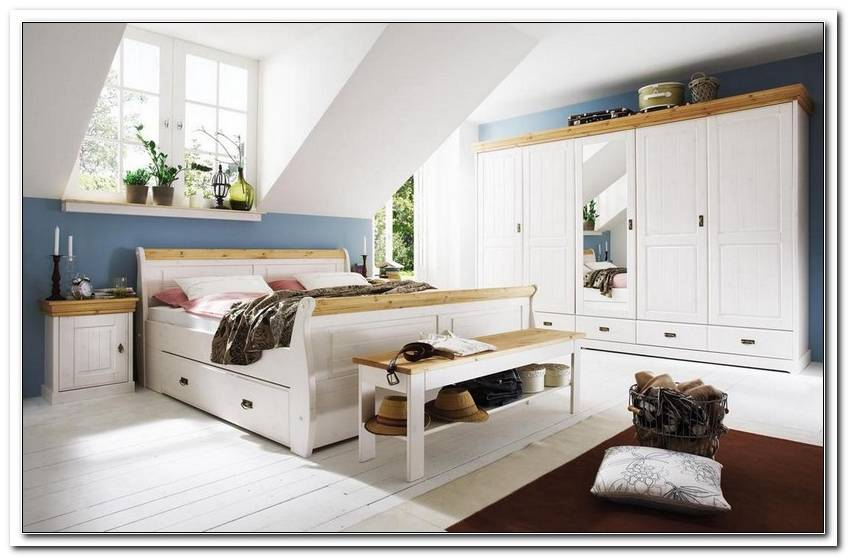 Schlafzimmer Aus Naturholz