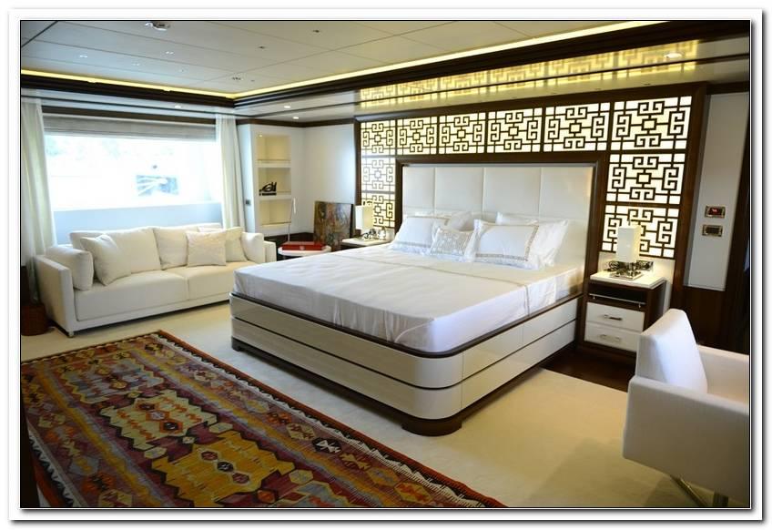 Schlafzimmer Berbau Wei