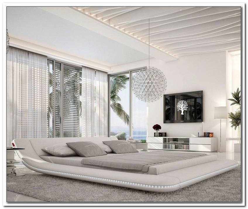 Schlafzimmer Bett Wei?