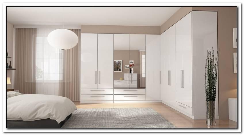 Schlafzimmer Eckschrank Weiss