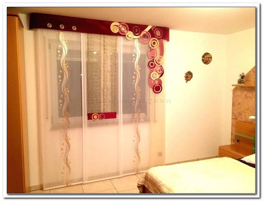 Schlafzimmer Fensterdeko