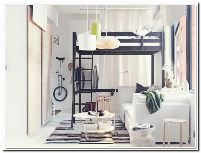Schlafzimmer Hochbett