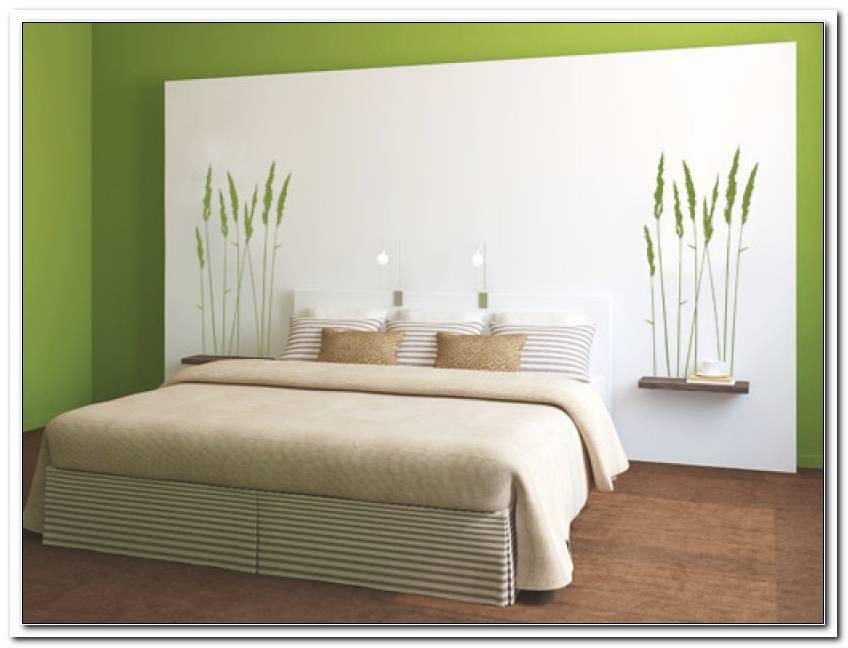 Schlafzimmer Ideen Wand