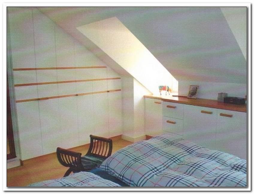 Schlafzimmer In Dachschr?Ge
