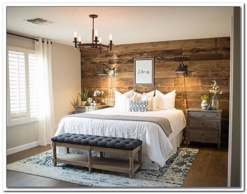 Schlafzimmer Industrial Style
