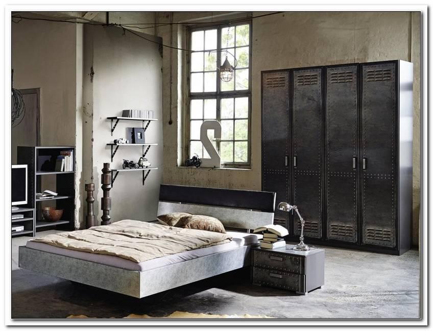 Schlafzimmer Industrie