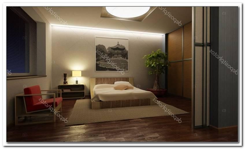 Schlafzimmer Japan Style