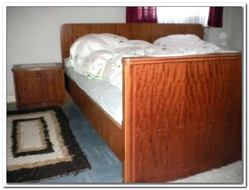 Schlafzimmer Komplett 50er Jahre