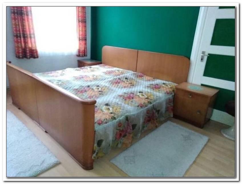 Schlafzimmer Komplett 50er