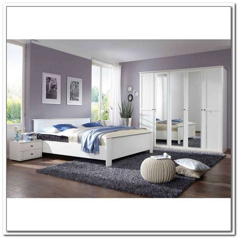 Schlafzimmer Komplett In Wei