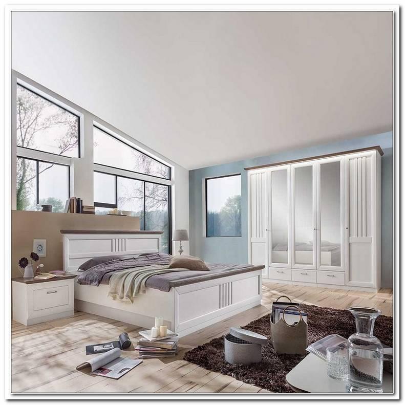 Schlafzimmer Landhaus Wei?