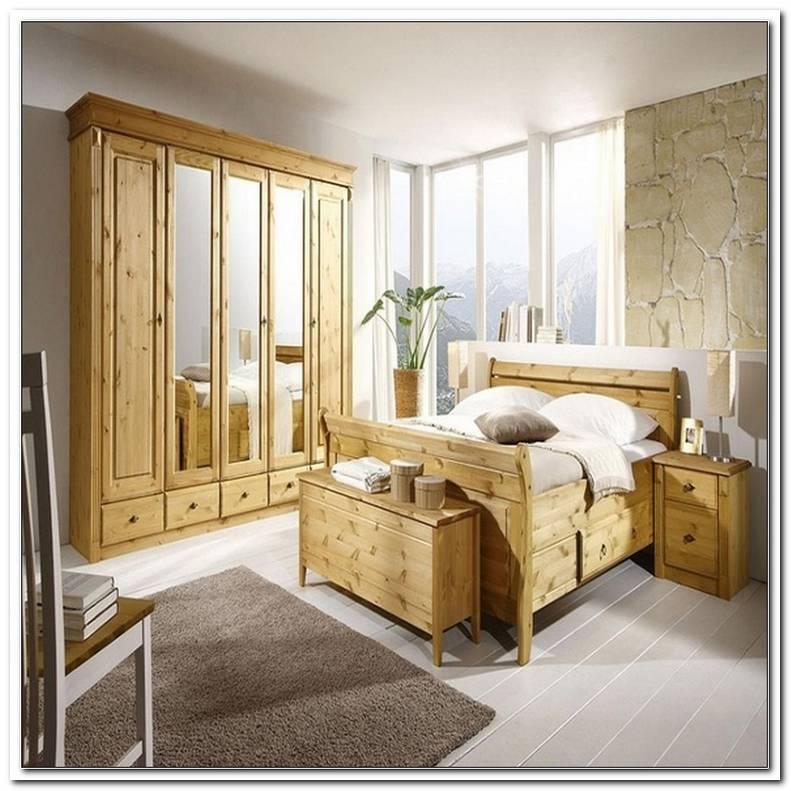 Schlafzimmer Massiv Holz Komplett