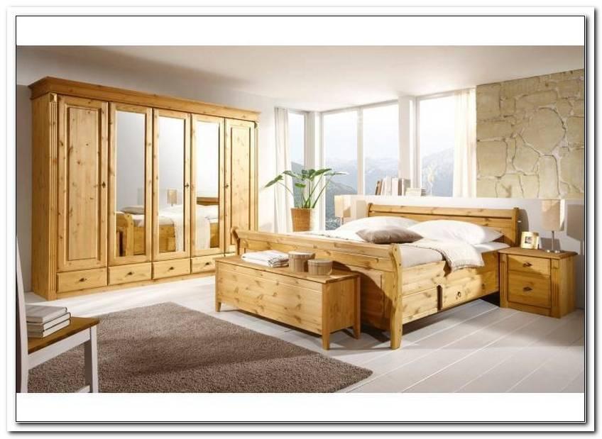 Schlafzimmer Massiv Komplett