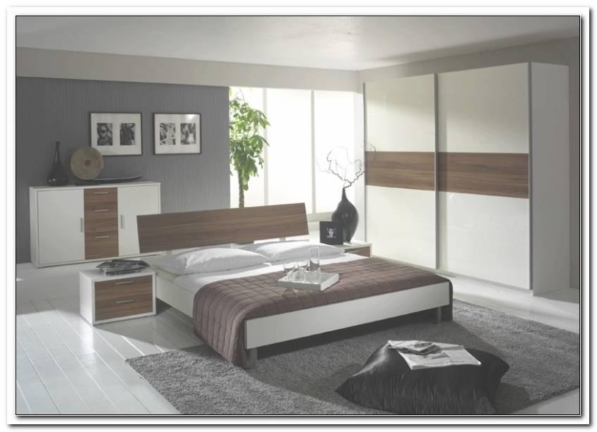 Schlafzimmer Nussbaum Wandfarbe