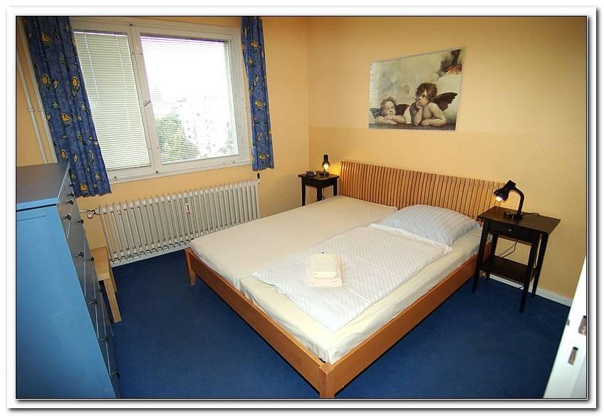 Schlafzimmer Oase