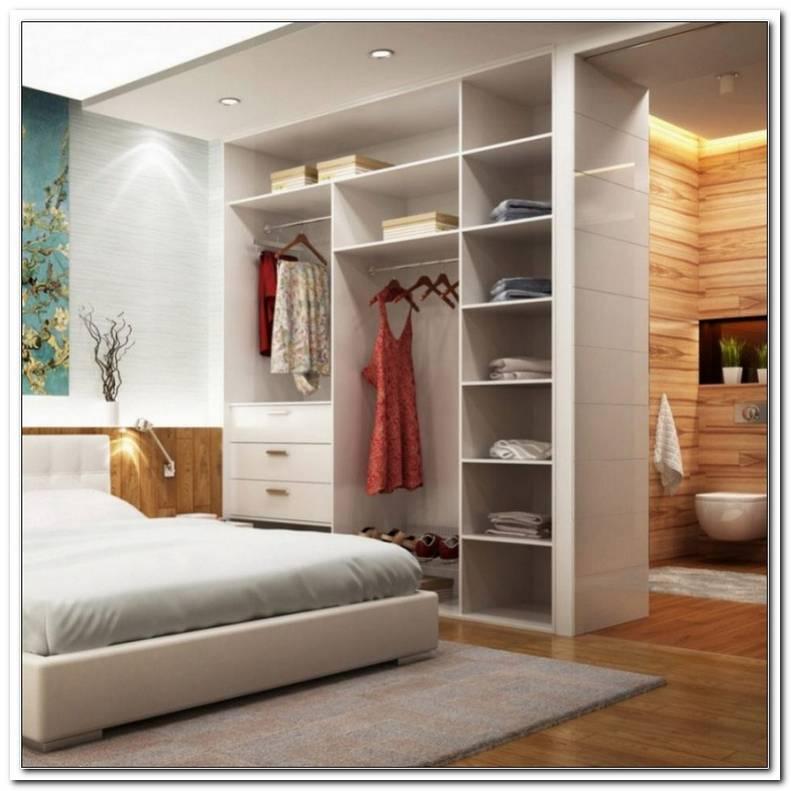 Schlafzimmer Ohne Schrank