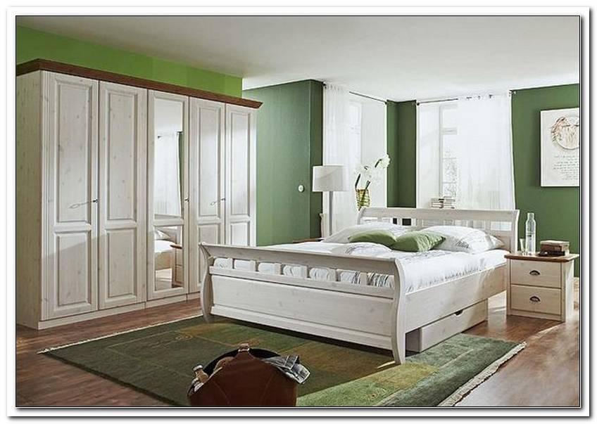 Schlafzimmer Ole Kiefer Massiv Wei?