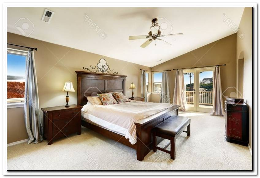 Schlafzimmer Queen Renovierung