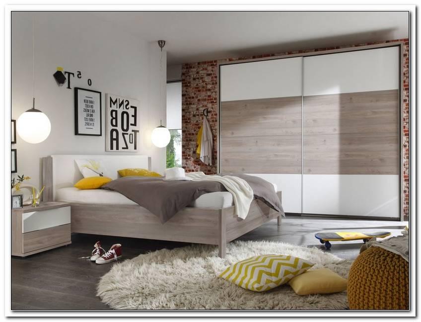 Schlafzimmer Schwebet?Renschrank Komplett