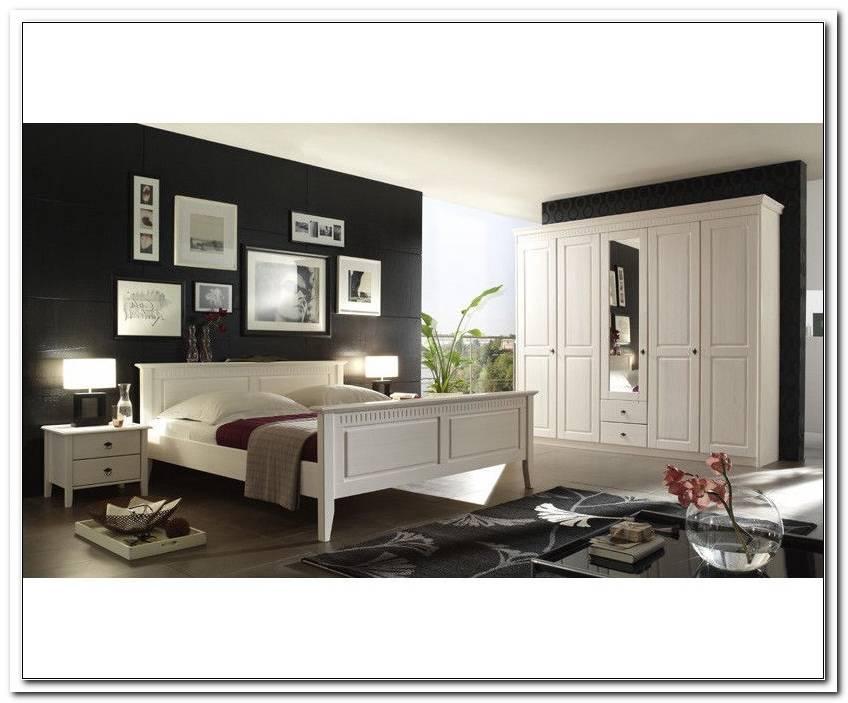Schlafzimmer Set Wei? Landhaus