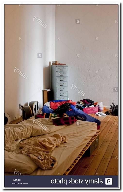 Schlafzimmer Unordentlich